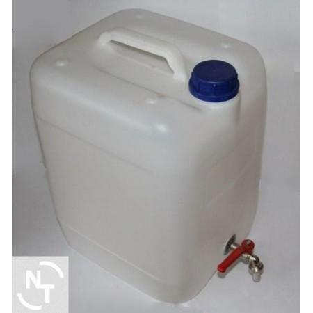 Pojemnik na wodę 20L z kranikiem