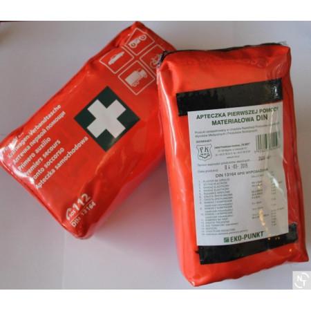 Zestaw pierwszej pomocy DIN 13164