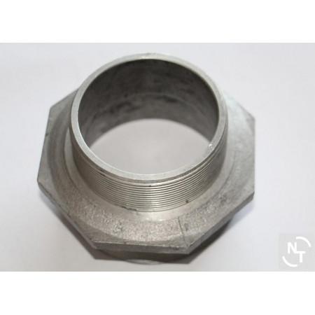 Redukcja RN 3x4 aluminium gwint zewn./ gwint zewn.