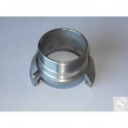 """Złącze Guillemin 3"""" gwint zewnętrzny aluminium"""