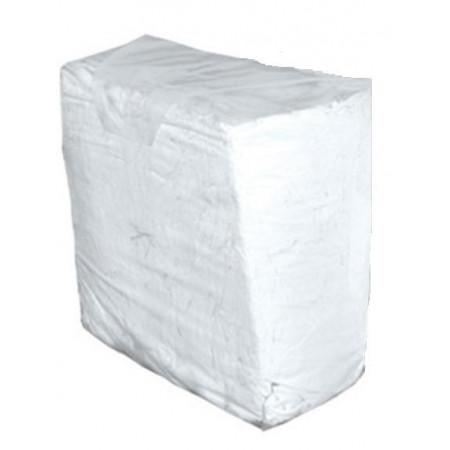 Czyściwo bawełniane białe Trykot I 10 kg