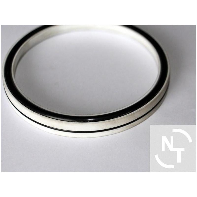 Uszczelnienie kuli zaworu kulowego do towaru DN 100 wykonanego z aluminium