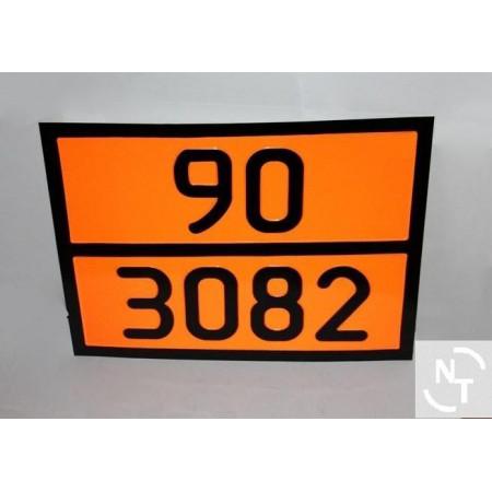 Tablica ADR 90/3082