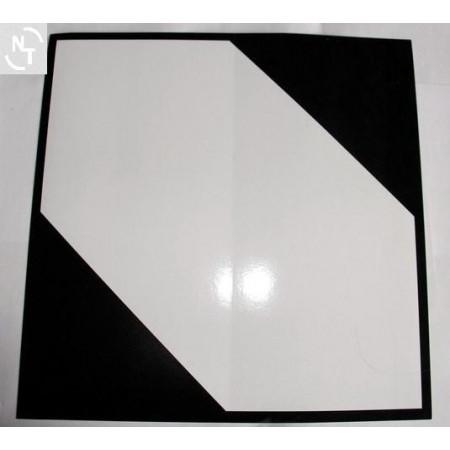Nalepka LQ romb 30x30 cm