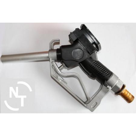 Pistolet do pompy paliwa z elektrycznym licznikiem LCD