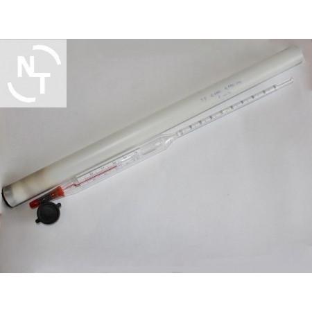 Termodensymetr 0,680-0,770 do benzyny PB