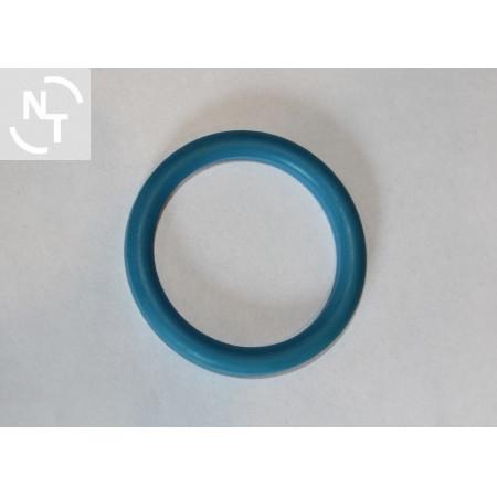 Uszczelka złącza spożywczego higienicznego DN 32 NBR H5,0 niebieska
