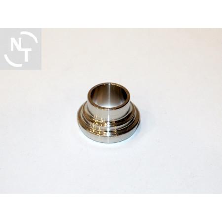 Króciec złącza spożywczego higienicznego stożkowe DN 15 DIN 11851